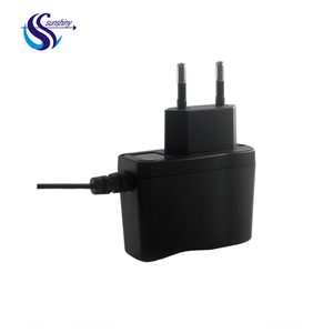for mobile phone accessories kc plug universal power supply 5v 1000ma ac adapter