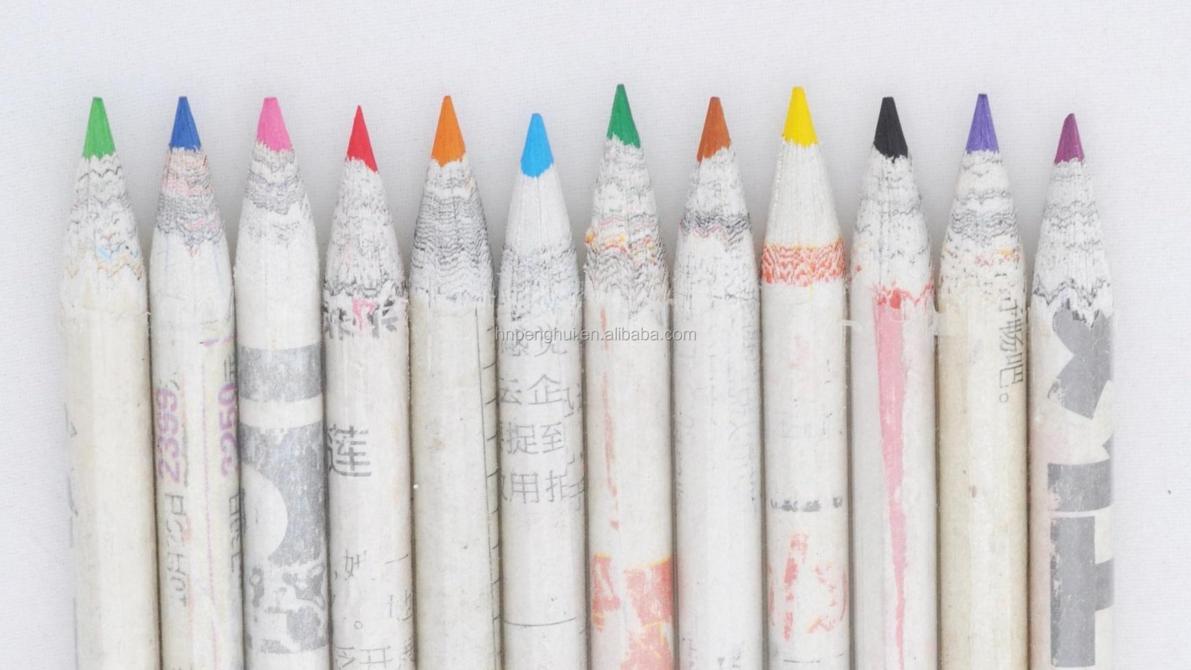 Kecil Pensil Membuat Mesin Limbah Pensil Kertas Membuat Mesin