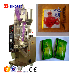 High Quality Fine Chemical Fertilizer Water Soluble Film Packaging Machine