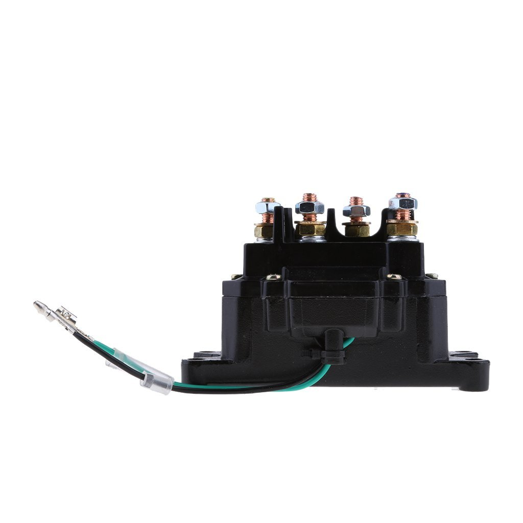 4000 Lb MagiDeal ATV Winch Solenoid Relay Switch for WARN 2000 3000 2500