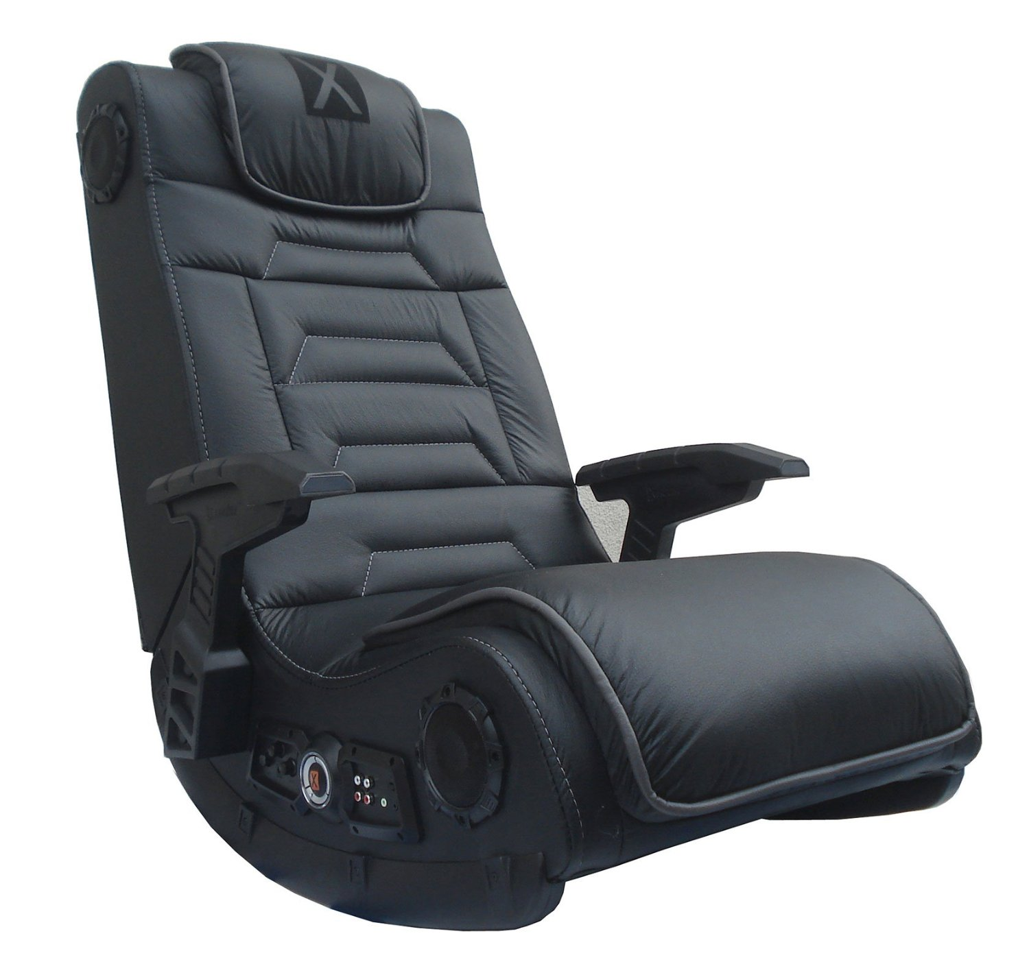 Get Quotations · X Rocker 51259 Pro H3 4.1 Audio Gaming Chair, Wireless