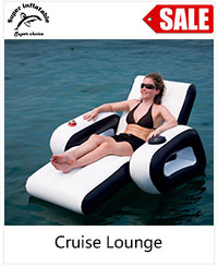 Custom inflatable motor lounge motor chair For Sale