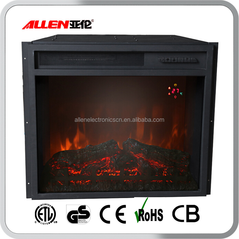 Simulated Log Fake Infrared Electric Fireplace Insert Heaters,Electric Fireplace made in China