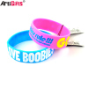 Artigfits custom promotional hot selling mosquito repellent silicone wristband