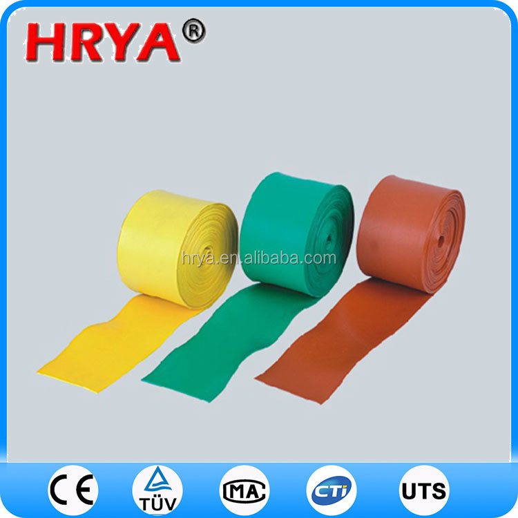 heat shrinkable silicone rubber tube set , high quality silicone heat shrink tube