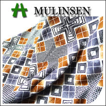 Mulinsen Textile Hot Sales Printed Polyester Knitting DTY California Fabric