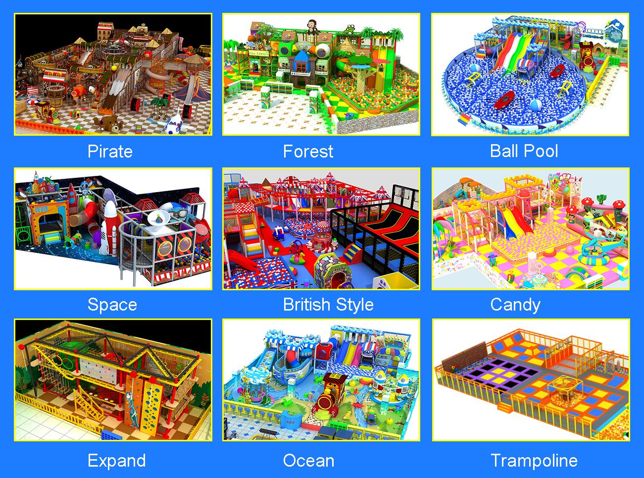 Professionale Commerciale Morbido Giocano I Bambini Attrezzature Parco Giochi Al Coperto