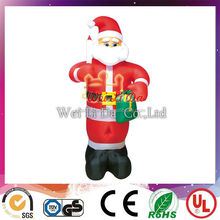2014 best quality inflatable christmas cartoon