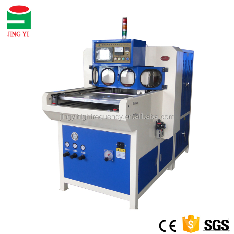 Tennis shoes upper making machine(high frequency welding machine),shenzhen supplier
