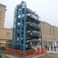 vertical car parking system With CE approve/smart easy parking/Smart Vertical Rotary Parking System for SUV