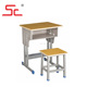 Factory cheap school furniture student desks for sale