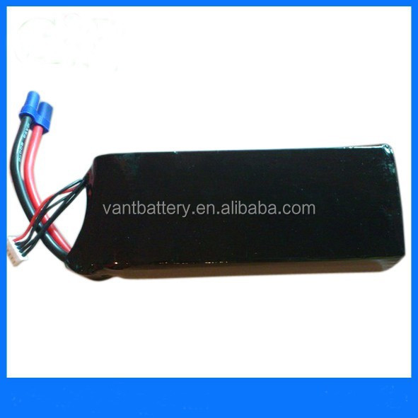 22000mAh 25C 6-Cell 22.2V Lipo for FPV/Multicopters/UAVs/Drones DJI S1000 Battery Pack