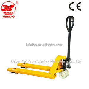 China Supplier 2 ton high lift hydraulic hand pallet truck price