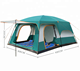 Outdoor 5-8 Persons 4 Season Family Instant Large beach tent waterproof camping tent