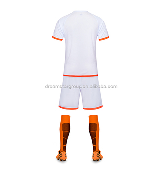 Top Quality Custom US Sizes Soccer Jersey/Football Kit Wholesale