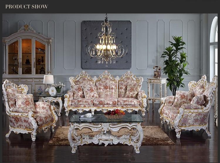 2016 classic europe königlichen stil wohnzimmer möbel luxus ...