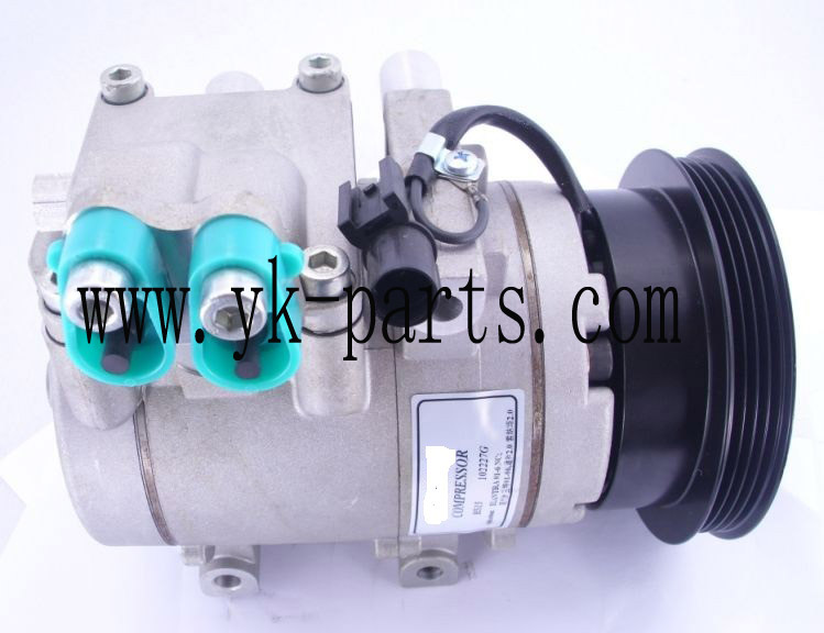 Auto air compressor for Comp Halla Hyundai Tucson(HS15)