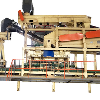 Low price Best Sell chipboard making/particle board making machine