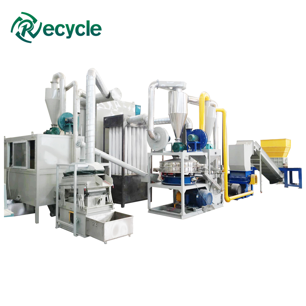 Waste Printed Circuit Board Recovery Machine Wholesale Manufacturing Equipment Suppliers Alibaba