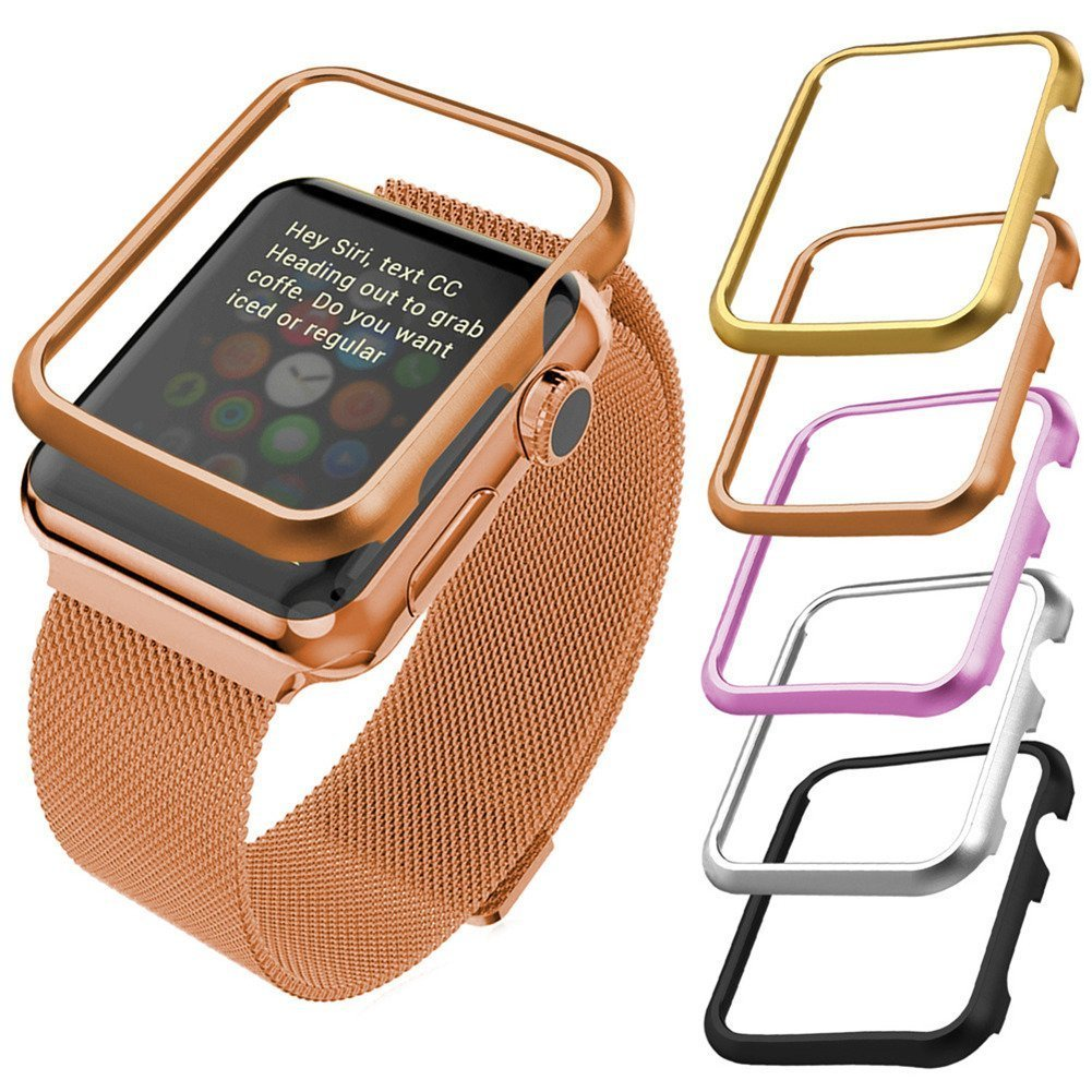 Buy Apple Watch Case 42mm Bandmax Lightweight Apple Watch Accessories Womens Rose Gold Plated Hard Protective Case For Apple Watch Watch Sport Watch Edition Without Screen Cover In Cheap Price On Alibaba Com