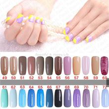 Nail Gel Polish Candy Lover UV LED Nail Polish Permanent Lacquer DIY Gel Lac For Nails