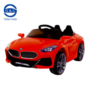cheap kids operated car remote control Z4 electric ride on car