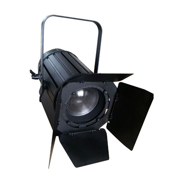 stage light theater studio light 200w LED follow spotlight