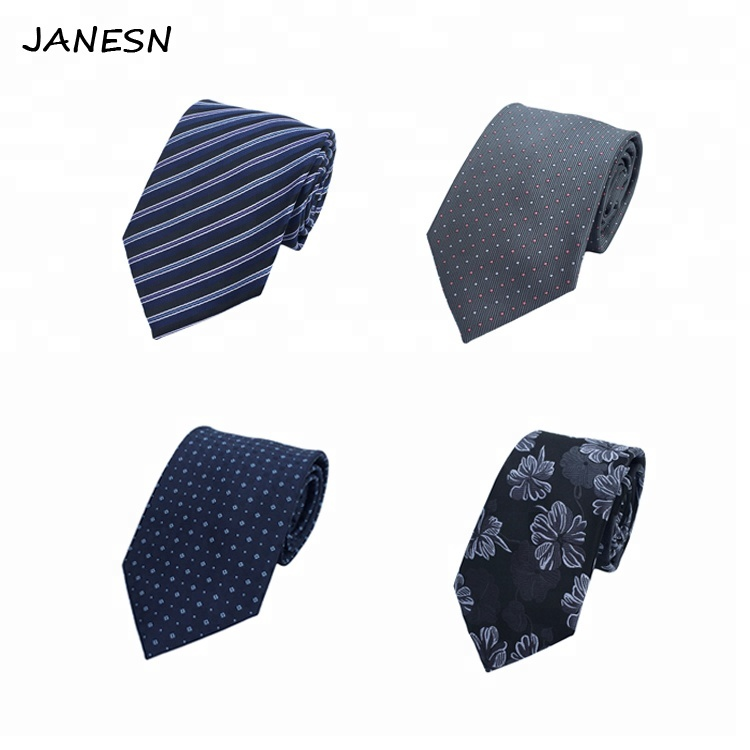 Wholesale Handmade Microfiber Neckties In Stock Woven Colorful Low Moq Custom Polyester <strong>Ties</strong> For Men In Fashion