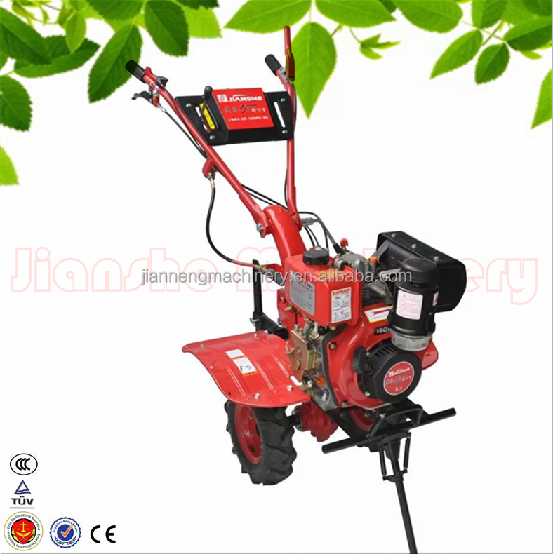 Bangladesh power tiller petrol rototiller cultivator supplier