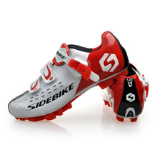 cycling shoes good quality 4 colors , Unisex mountain bike shoes , hot sell cycling race shoes