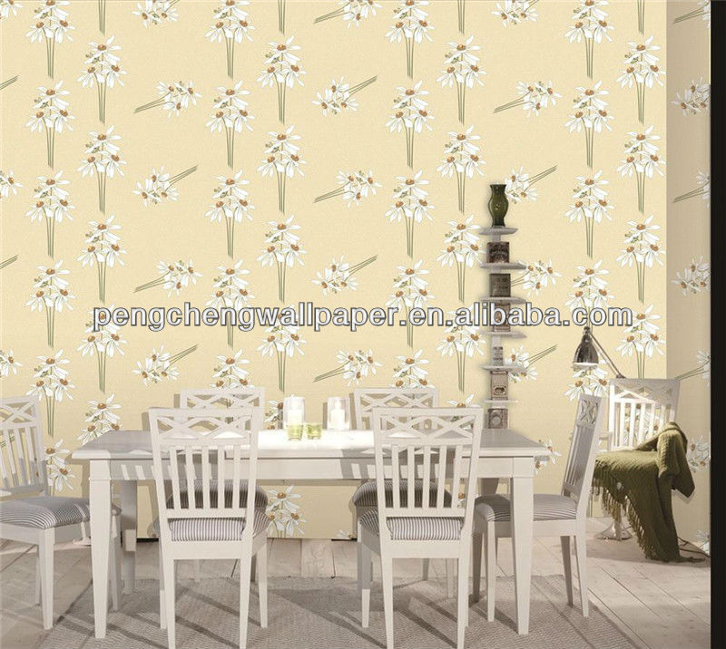 Cheapest Removing Wall Paper for Indoor Decoration Wallpaper Free
