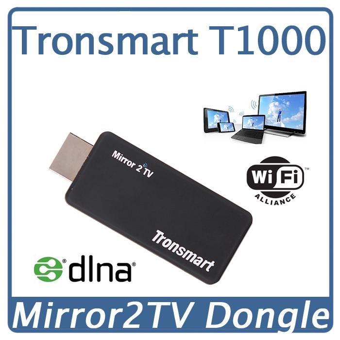 Tronsmart T1000 TV Stick Miracast Dongle Better Than Google Chromecast HDMI
