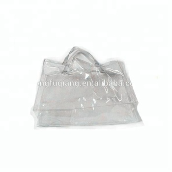 Good Quality Promotional Large Clear Plastic Bags