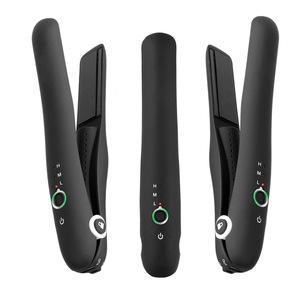 Cordless Flat Iron Portable Travel Hair Straightener and USB Powered Wireless Hair Straightener