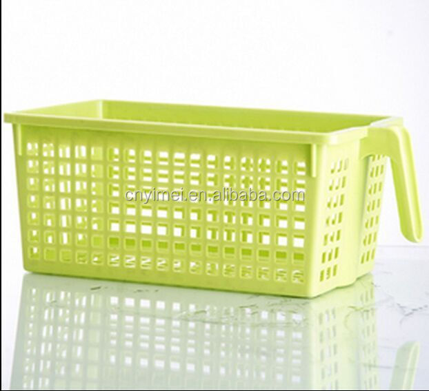 Emc 3523 Small Handle Storage Basket For Lots