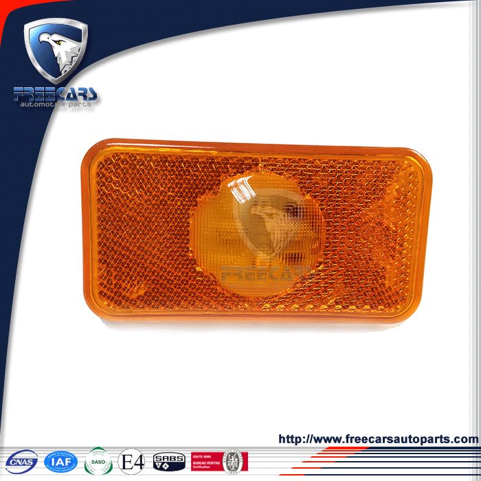 Excellent quality truck side lamp led lamp for Volvo truck body parts