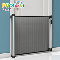 child protection retractable baby gates
