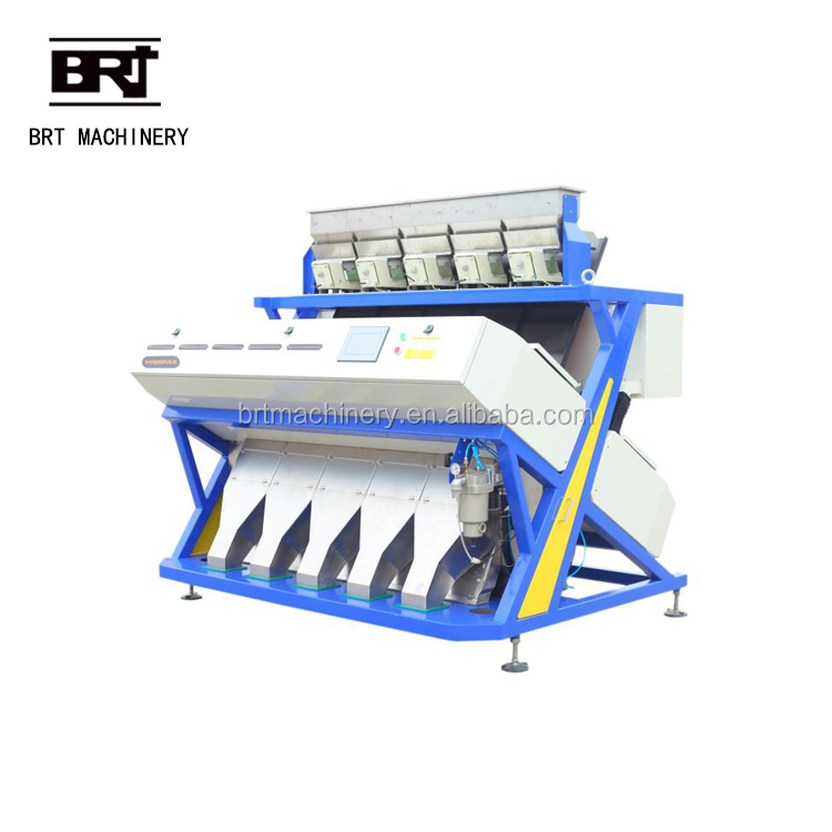 ccd color sorter/color sorting machine
