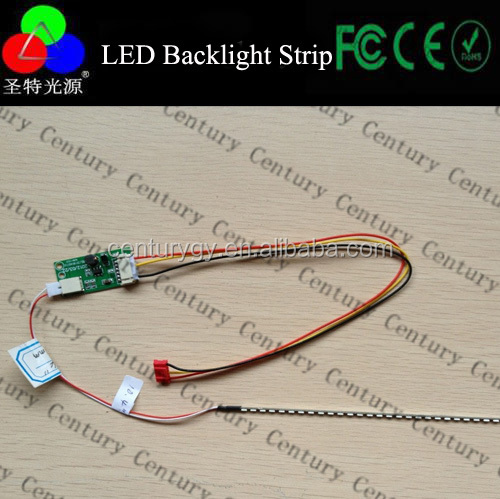 led backlight strip for lcd 15.1inch 12.1inch 17 inch 19inch 21inch 22 inch 24inch