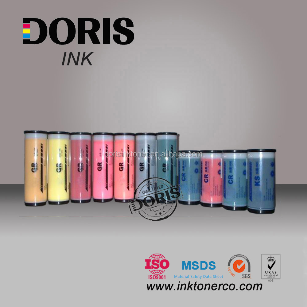 DORIS color ink for Risograph