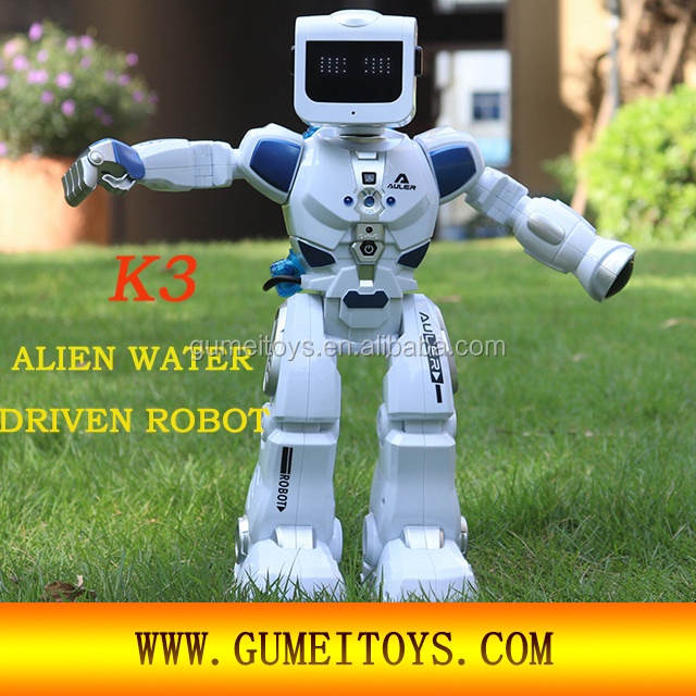 K3 2018 Water Power Generator Programmable Intelligent Dancing Robot Toy Nao Robot