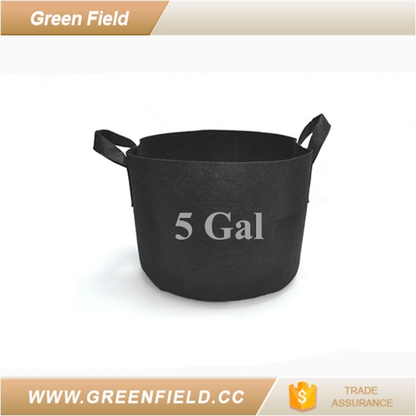 5 Gallon plants grow pot flower grow pot