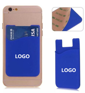 Custom Round TPU Flexible Car Smartphone Holder 3M Sticker Back Holder For Smartphone