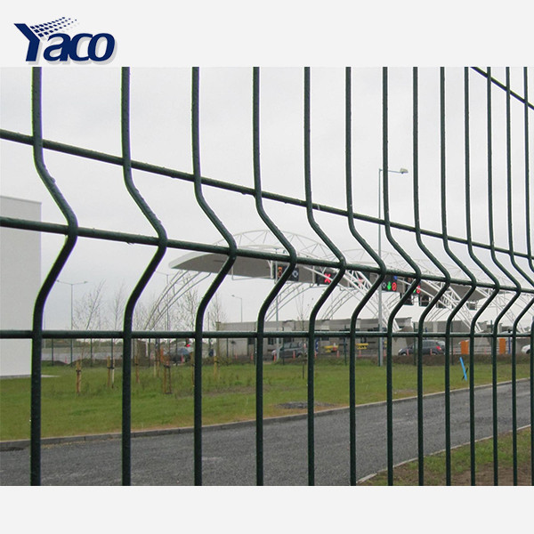 China manufacture best price galvanized steel fence poles