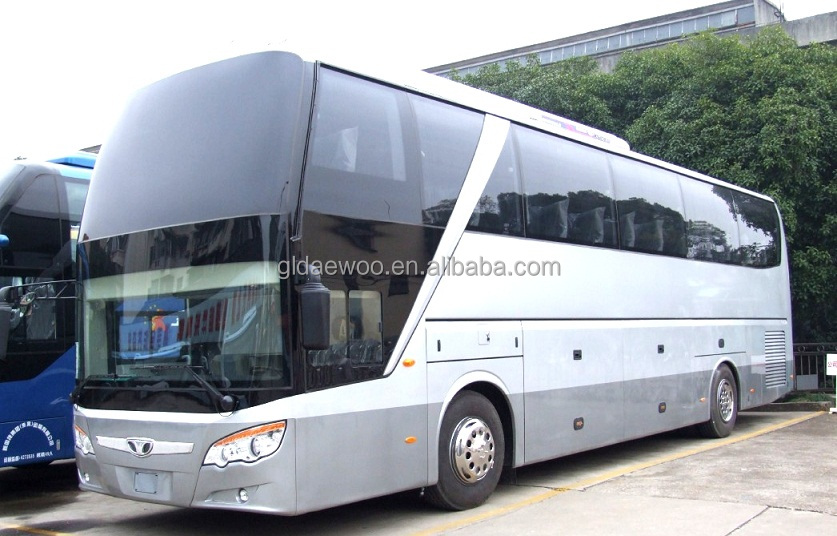 12m Luxury Passenger Coach Tourist Bus GL6129HC