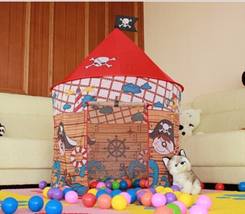 folding children kids play mobile tent house baby play hut pirate tent  sc 1 st  Alibaba & Folding Children Kids Play Mobile Tent House Baby Play Hut Pirate ...