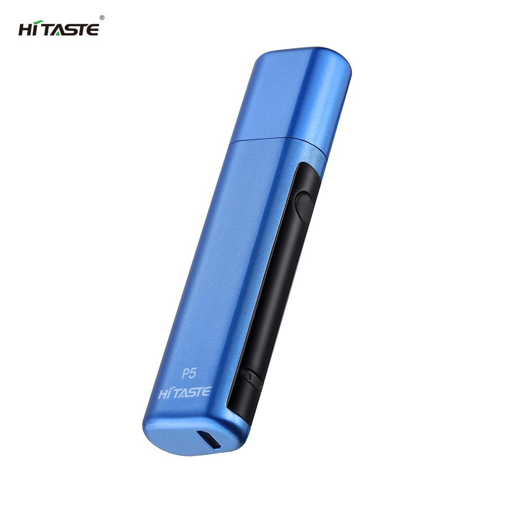 Heating Vaporizer Hi Taste P5 Vape Pen With Adjustable Temp And Smoking  Time - Buy Not Burn Tobacco Sticks With Advanced Oled Screen,Smoking