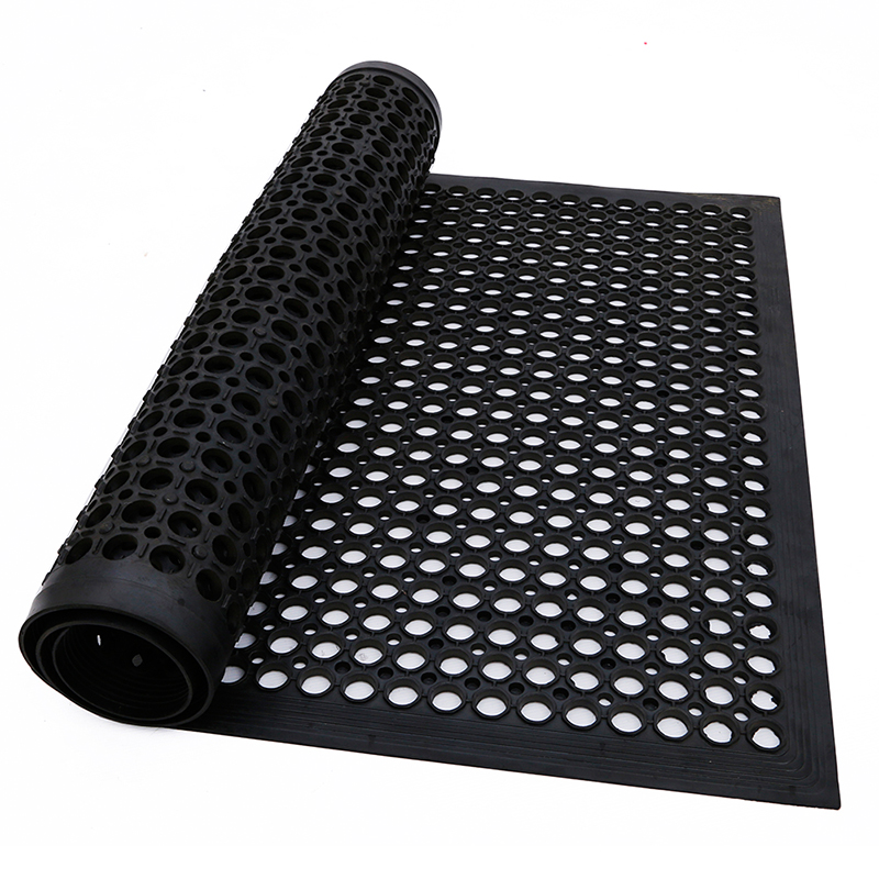 Anti slip swimming pool rubber mats for sale
