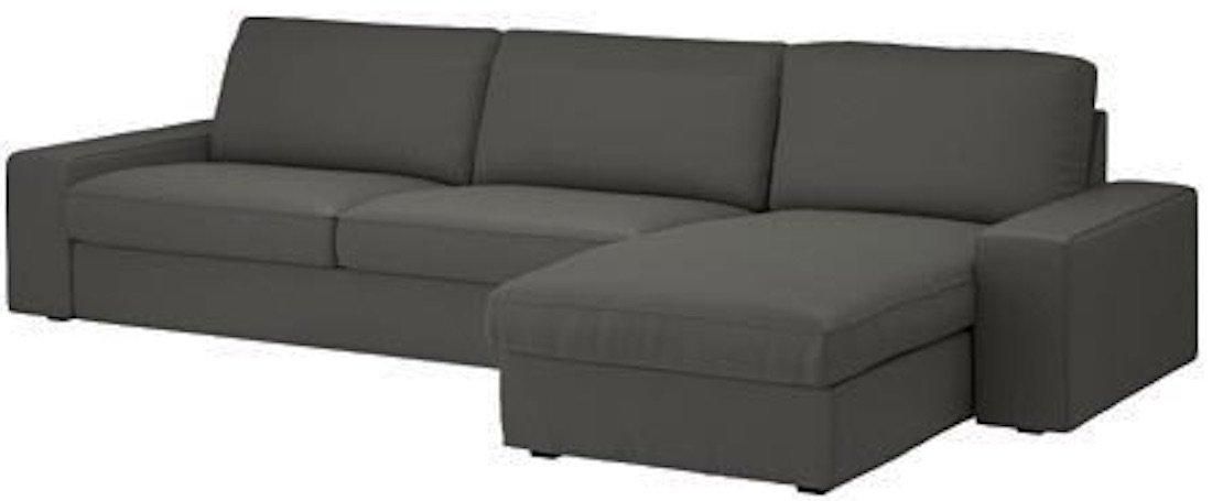 Buy The Dense Cotton Kivik Sectional 4 Seat Corner Sofa Cover