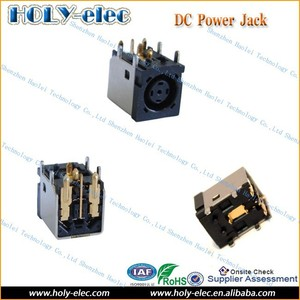 7.4*1.0mm Center Pin DC Power Jack For HP EliteBook 8530W 8530P (PJ030)